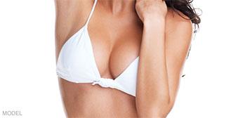 white bikini top